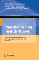 Immersive Learning Research Network - Second International | Colin Allison | Springer | COMPUTATIONAL THINKING and CYBERLEARNING | Scoop.it