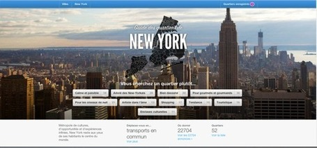 Airbnb déclaré illégal à New York ! | Guabba Local Apps | Scoop.it