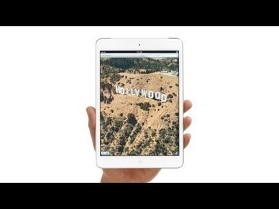 Apple Runs New 'Hollywood' iPad Spot During the Oscars | Media Broadcasting | Scoop.it