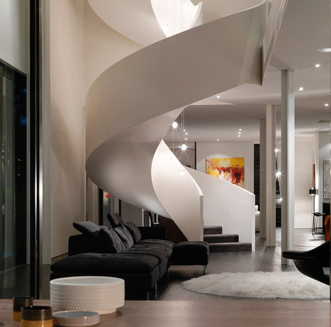 Interior Designer, Melbourne Architects, Contemporary House | Home, cool home | Scoop.it