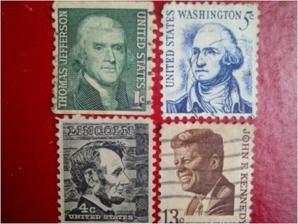 United state presiden | RedGage | Stamp Collection | Scoop.it