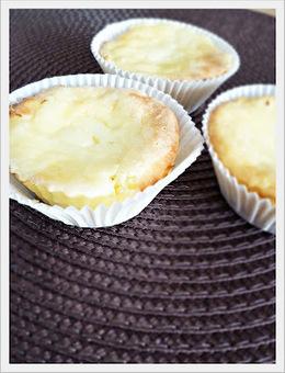 Genusskochen: White Chocolate Cheesecake Muffins | Brownies, Muffins, Cheesecake & andere Leckereien | Scoop.it