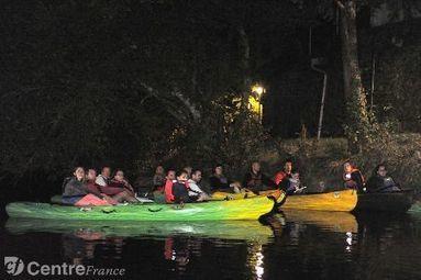 Limoges se visite de nuit en canoë   Limoges - Haute-Vienne &  Limousin   Scoop.it