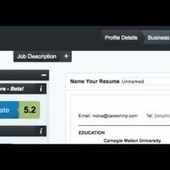 Resunate Is a Smart Automatic Resume Builder That Tailors Your Resume To the Job - Lifehacker | Interviews and Resumes | Scoop.it