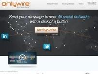 OnlyWire. Publiez sur plus 40 reseaux sociaux. | La Geek Team | Scoop.it