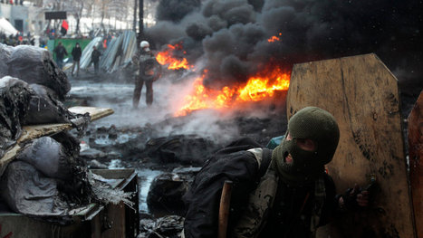 Claims of Police Brutality in Ukraine Amid Talks to Quell Unrest | Current Events | Scoop.it