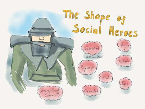 The Shape of Social Heroes | Aprendizaje y Cambio | Scoop.it
