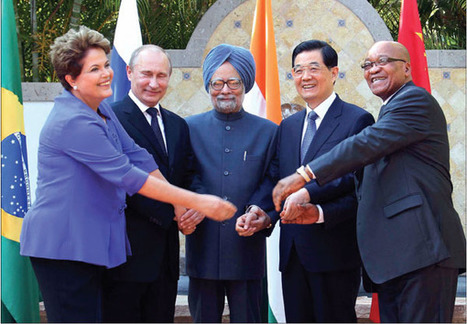 L'Afrique du Sud veut accueillir la Banque de développement du groupe BRICS | L'Afrique australe (Afrique du Sud, Namibie, Botswana, Lesotho-Swaziland, Zimbabwe, Mozambique) | Scoop.it
