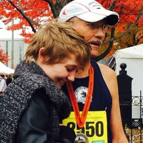 73-Year-Old Grandfather Completes 50 Marathons In All 50 States | Seniors: Learning is Timeless | Scoop.it