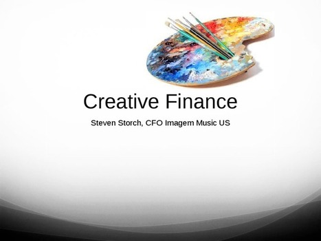 Creative Finance - The Benefits Of Thinking Outside The Box | ieOnDemand | Business Education | Scoop.it