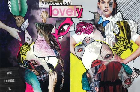 collages   Vers les hauteurs   Scoop.it