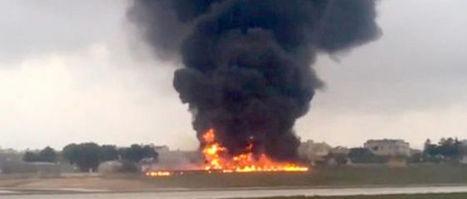 Crash d'un avion à Malte : la DGSE perd cinq hommes | PHMC Press | Scoop.it