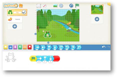 Eduteka - Diseñando ScratchJr: Apoyo para el aprendizaje en edad temprana | Web 2.0 y sus aplicaciones | Scoop.it
