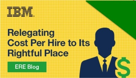 Relegating Cost Per Hire to its rightful place | Talent Analytics & The Future of Work | Scoop.it
