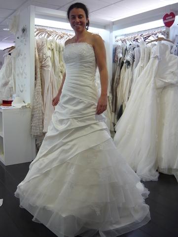 Robe de mariée collection Eglantine des mariées de Rennes - Ile et ...
