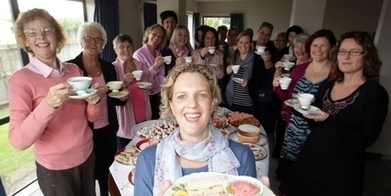 Support lifts terminally ill mum's spirits - Life & Style - NZ Herald News | @FoodMeditations Time | Scoop.it