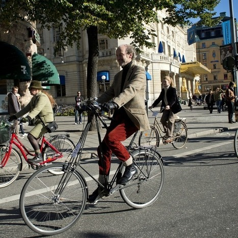 Would You Ride a Bike Superhighway? | Somewhat Quirky! | Scoop.it