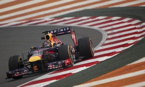 Sebastian Vettel reaps rewards in a Formula One risk-management era - The Guardian (blog)   Sports Facility Managment 4419400   Scoop.it