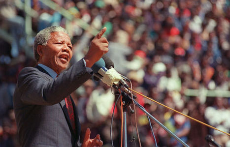 The Angry Man | Nelson Mandela 1918 - 2013 | Scoop.it