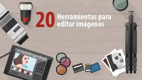 20 Programas y herramientas para retocar fotos e imágenes | Al sac! | Scoop.it