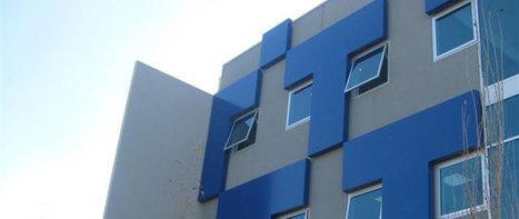 External Cladding, Aluminium Composite Panels - Novaplas | Dexter SEO | Scoop.it