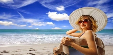 How To Get The Gorgeous Beach Look?   Beauty Tips   Scoop.it