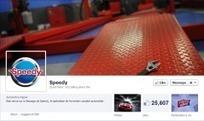 Concours Facebook sur la Timeline : étude du cas Speedy   Facebook pour les entreprises   Scoop.it