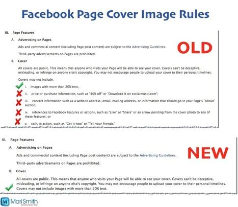 Quatre nouveautés Facebook à considérer   WebMarketing News   Scoop.it