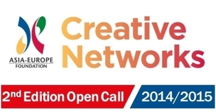 Asia-Europe Foundation (ASEF) - ASEF Creative Networks 2nd Edition | European Programs 2014-2020 | Scoop.it