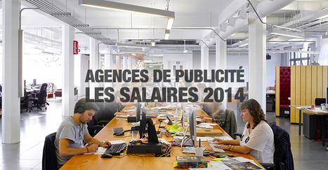 Les salaires 2014 en agence de publicité - LLLLITL | Communication - Publicité | Scoop.it