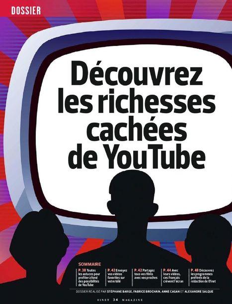 Découvrez les richesses cachées de Youtube | | Vivlajeunesse | Scoop.it