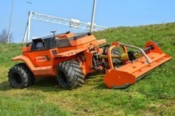 Dutch Agricultural Robots to Reap Research Benefits - Robotics Business Review | Robotic applications | Scoop.it
