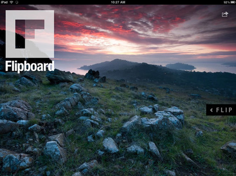 Flipboard pourrait diffuser des films et émissions TV  ! | SocialWebBusiness | Scoop.it