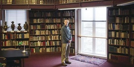 For New Ideas in Scholarly Publishing, Look to the Library - Chronicle of Higher Education   Open is mightier   Scoop.it