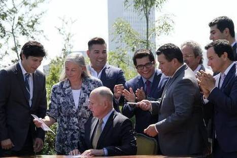California Governor Signs Law to Reduce Greenhouse-Gas Emissions | The EcoPlum Daily | Scoop.it