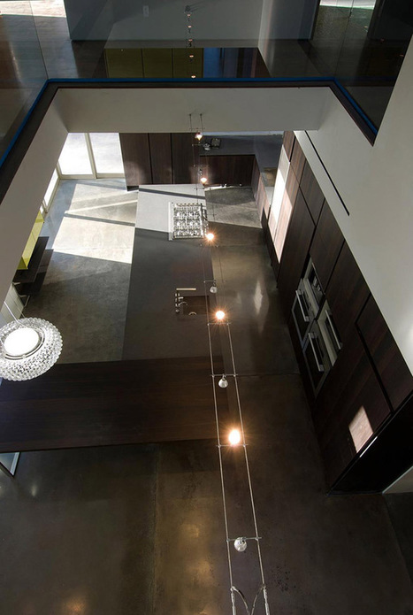 Modern Functionality And Innovation: Sustainable House By ... | Interior home design | Scoop.it