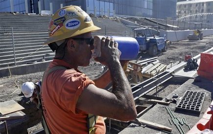 Labor Day 2050: Global Warming And The Coming Collapse Of Labor Productivity | Sustain Our Earth | Scoop.it