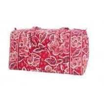Vera Bradley Duffel Bag | Home Decor and Accessories | Scoop.it