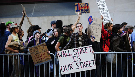 Agitprop 2.0: On Occupy Wall Street's Social Media Revolution by Kyle chayka | Twit4D | Scoop.it