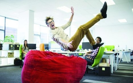 Lessons from flexible workspaces   GC's   Scoop.it