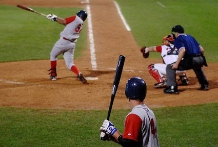 Mirror Neurons Help Explain Why Baseball Hitting Is Contagious | Axon Potential | Learning, Brain & Cognitive Fitness | Scoop.it