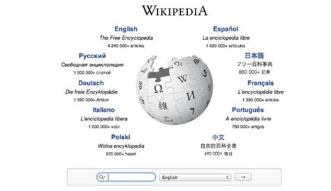 Wikipedia mobile: You can now edit the world's encyclopedia from your phone | Mobile (Post-PC) in Higher Education | Scoop.it