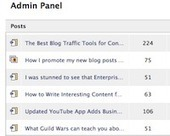 Facebook Changes Facebook Page Admin Panel | Social Media Today | CMGR - Crystal Style | Scoop.it