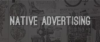 Imprenditori e imprese: Efficacia banner pubblicitari: il native advertising è il futuro della pubblicità online   Marketing di affiliazione   Scoop.it
