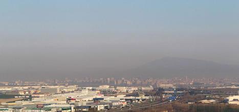 Pamplona y su área es el principal foco de contaminación en Navarra   Ordenación del Territorio   Scoop.it