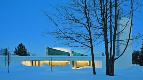 Palmarès des European Copper in Architecture Awards, concours européen du cuivre en architecture - Réalisations - Le Moniteur.fr | Architecture pour tous | Scoop.it
