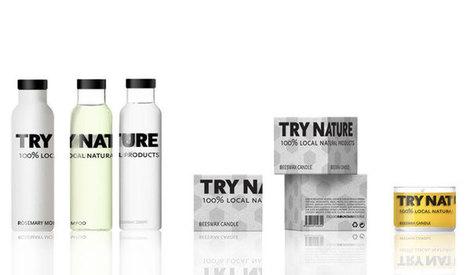 TryNature - The Dieline - | Eco Branding | Scoop.it