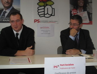 Et les têtes de liste socialistes en Isère sont... | FredHugon.fr | Scoop.it