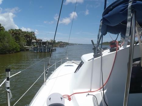 Grand voyage en voilier: De Jupiter a Vero Beach par les Waterways   Voyage en Catamaran, rien de plus simple.   Scoop.it