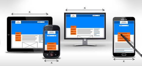 Le responsive design, le nouvel allié du cross media | Cross média, Community management | Scoop.it